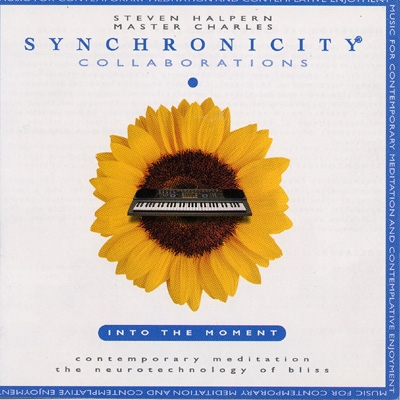 Steven Halpern & Master Charles - Synchronicity Collaborations - Into The Moment