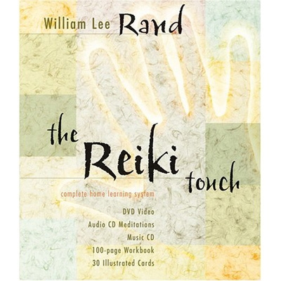 the reiki touch complete home learning system  william