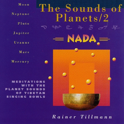 Rainer Tillmann - The Sounds of the Planets/2