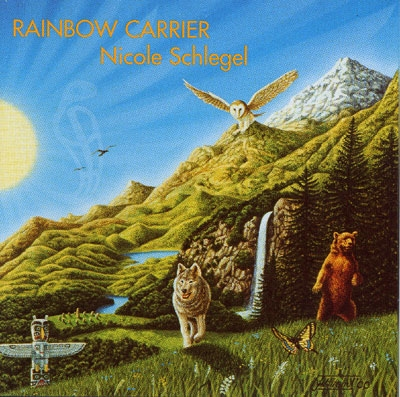 Rainbow Carrier - Nicole Schlegel