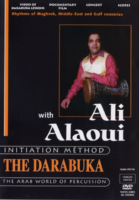 The Darabuka with Ali Alaoui - Book & 2 DVDs