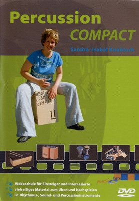 Percussion Compact - Sandra-Isabel Knobloch - DVD