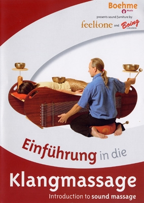 Introduction to Sound Massage - Boehme Music - DVD