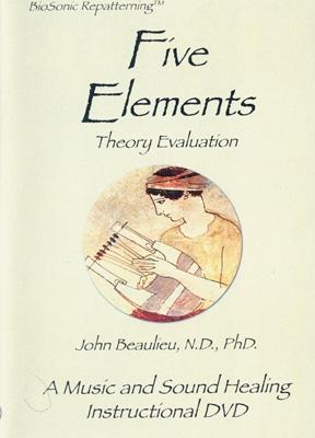 John Beaulieu - Five Elements: Theory Evaluation - DVD