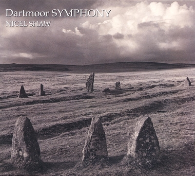 Nigel Shaw - Dartmoor Symphony - CD & DVD