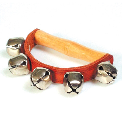 Handbell with 5 Bells