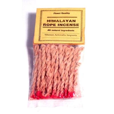 Himalayan Rope Incense - Sandalwood