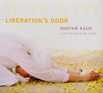 Snatam Kaur with GuruGanesha Singh - Liberation's Door