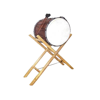 Bass Drum on stand
