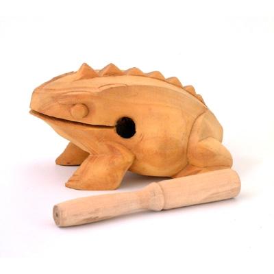 Croaking Frog Guiro - 20 cm