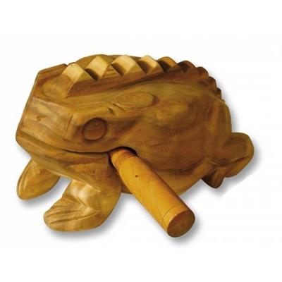 Croaking Frog Guiro - 30 cm - Seconds