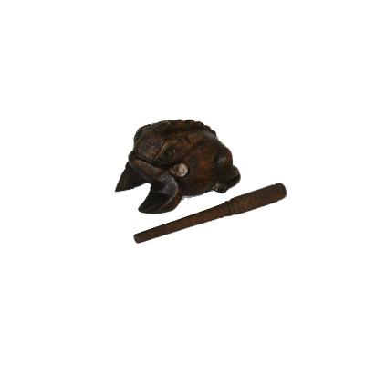Croaking Frog Guiro - Extra Small