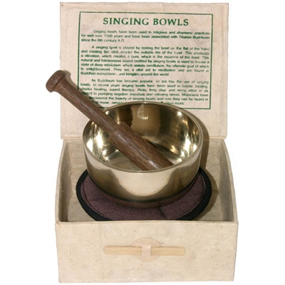 Singing Bowl Set - Medium