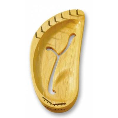 Auris Pentatonic 7 String Lyre - Left Handed