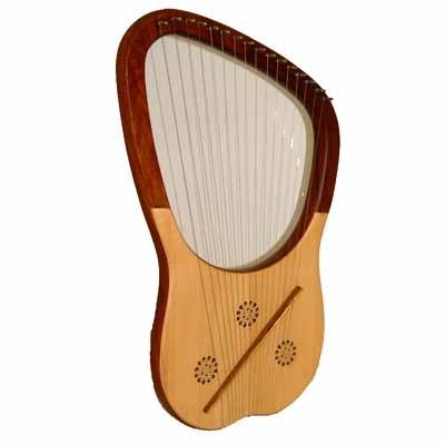Lyre Harp - 16 String