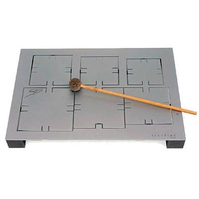 Sen Plates - Six Flat - F