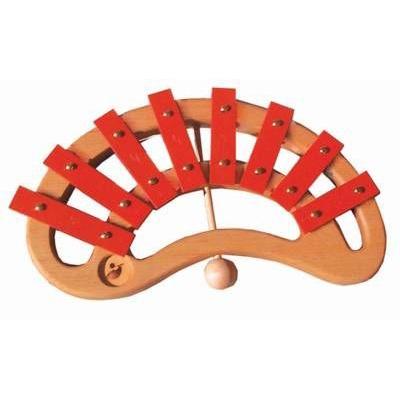 Children's Handheld Glockenspiel - D Pentatonic