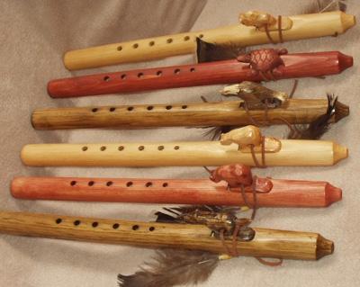 Native American Navajo Flute