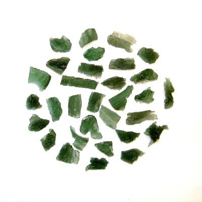 Moldavite - Extra Small