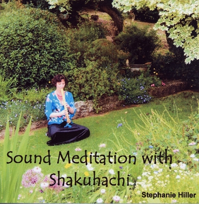Stephanie Hiller - Sound Meditation with Shakuhachi