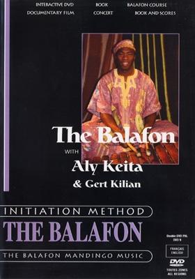 The Balafon with Aly Keita & Gert Kilian - 2 DVDs + Book