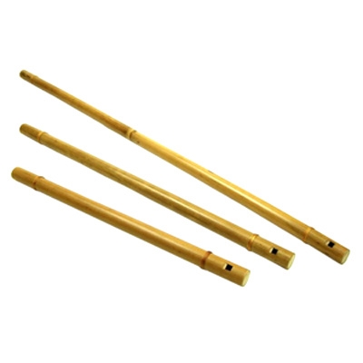 Bamboo Overtone Flute