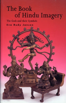 The Book of Hindu Imagery: The Gods & their Symbols - Eva Rudy Jansen