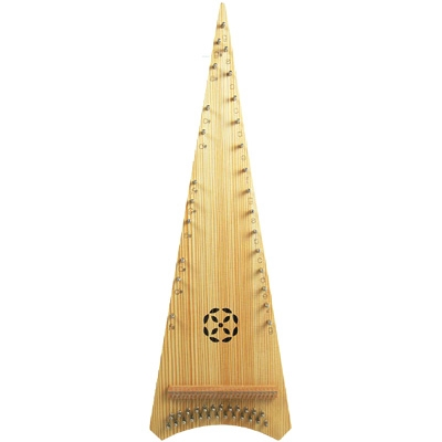 Bowed Psaltery - Alto