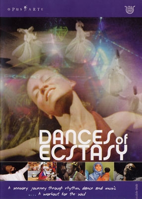 Dances of Ecstasy - Double DVD