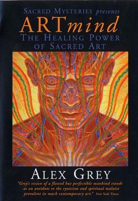 Art Mind - The Healing Power of Sacred Art - Alex Grey - DVD