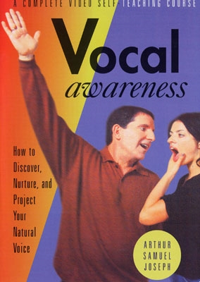 Vocal Awareness - Arthur Samuel Joseph - DVD