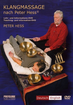 Sound Massage with Peter Hess - DVD