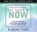 Eckhart Tolle - Practicing The Power of Now - Audiobook, 3 CDs