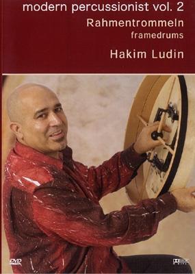 Modern Percussionist Volume 2 - Frame Drum - Hakim Ludin - DVD