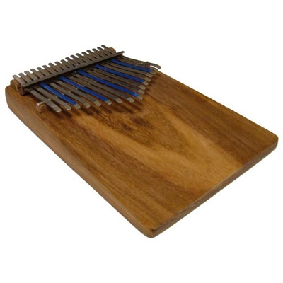 Hugh Tracey Kalimba Celeste Treble 17 Note - Pickup