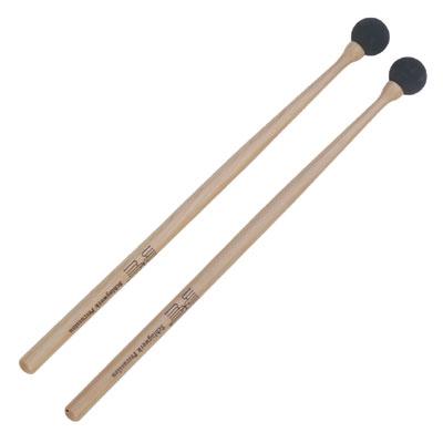 Schlagwerk Mallet - MA102 - Hard Rubber - Pair