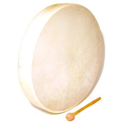 Large Skin Frame Drum