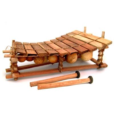 Ghanaian Pentatonic Xylophone