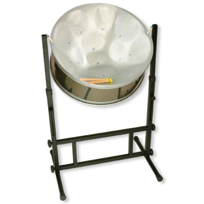 Meditation Steel Drum and Stand