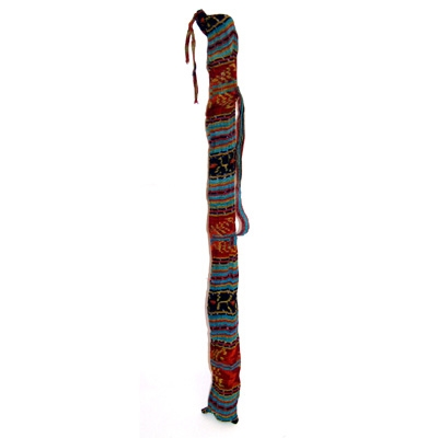 Ikat Didgeridoo/Rainstick Bag - 120 cm