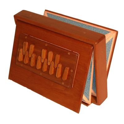 Travel Shruti Box - Key of C