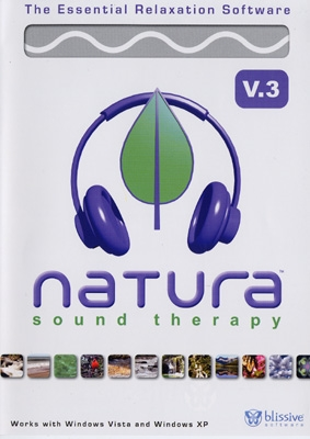 Natura Sound Therapy - Software