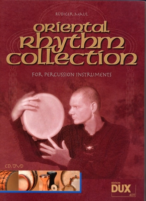 Rudiger Maul - Oriental Rhythm Collection for Percussion Instruments
