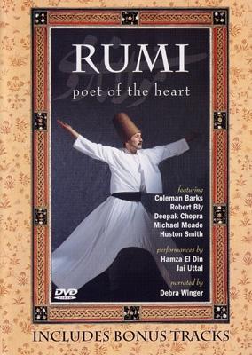 Rumi: Poet of the Heart - DVD