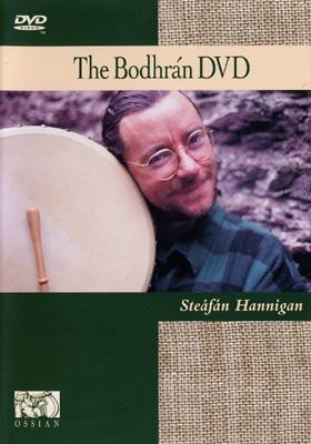 The Bodhran DVD - Steafan Hannigan