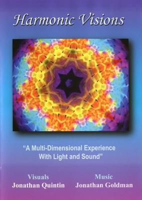 Jonathan Goldman & Jonathan Quintin - Harmonic Visions - DVD
