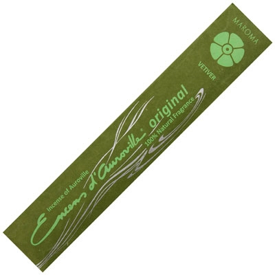 Maroma Incense - Vetiver