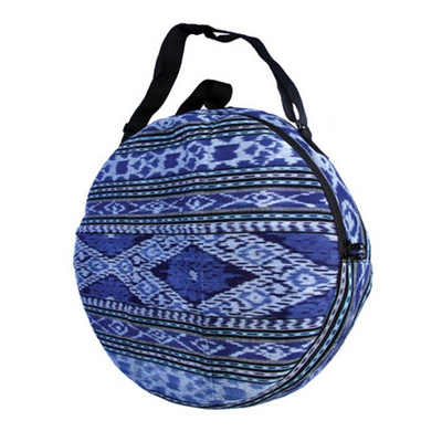 Ikat Frame Drum Bag - 60 cm