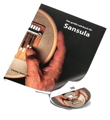 Conny Summer - The Big Sansula Instruction Book
