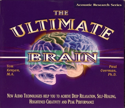 Tom Kenyon & Paul Overman - The Ultimate Brain - 4 CDs